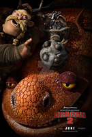 how to train your dragon 2 by lucasmanlucas