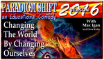 PSEC 2016 Changing The World By Changing Ourselves by paradigm-shifting