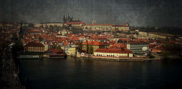Long time ago in Prague 2 by Adushka15