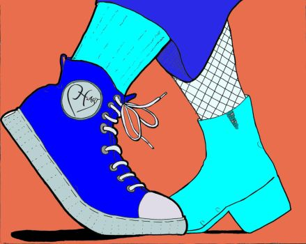 HartBeat Lounge dance shoes by Anthony-aggro