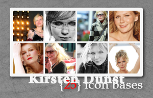 icon bases: Kirsten Dunst by falCie