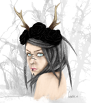 Winter Forest by keren-or