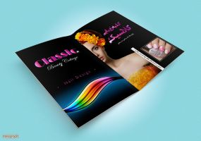 Nail Design Classic - Journal by MeyGraph