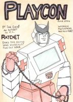 PlayCon: Ratchet by Darkenlite