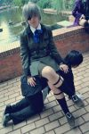 I'm a Hell...I mean, Chair of Butler. by Phantom-Cosplay