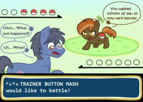 Contest - Clutterstep VS Button Mash by EvMEM