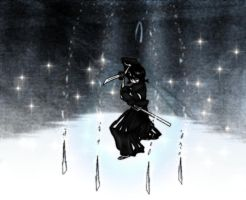 Rukia - Second Dance by MellissaAF