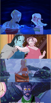 Warcraft Crossovers and Cuddles Oh My by Figgeryboo