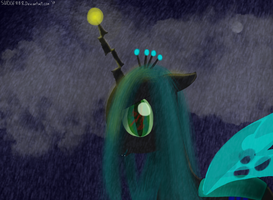 Queen Chrysalis by Sludge888