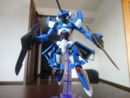 LBX Dark Pandora Model 4/? (Slightly painted) by Leimary