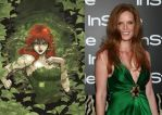 Rebecca Mader as Poison Ivy by BlackBatFan