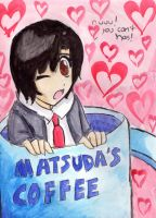 Matsuda's Coffee by The-Butterses