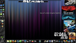 Desktop Experiments! [17]WinBlinds/Rain/ObjectDock by Rhyz66