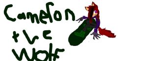 :D I Made on Paint SAI! My first Try! by Spark-The-Hedgewolf