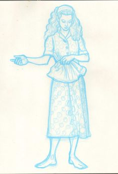 figure sketch by RWHarrison