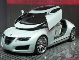 Concept Car SAAB by Dany-Art