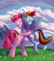 The Pink Squeeze by Tsitra360