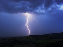 Thunderstorm by marla