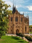 Chram sv. Barbory I by pingallery