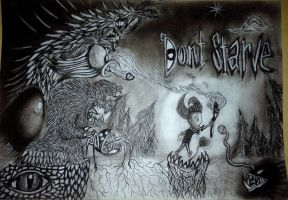 Don't Starve by shahmgh