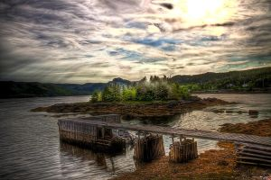 Swift Current Newfoundland by Witch-Dr-Tim