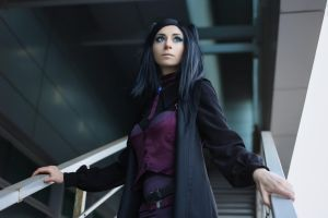 ERGO PROXY: Re-l Mayer by Mirum-Numenis