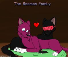 The Beeman Family by Mytokyokitty