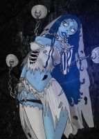 Corpse Bride Emily by ScorpionsKissx