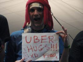 Uber Hugs for Still on Sale by SpaHr