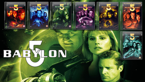 Farscape icon pack by digiza on deviantart for Bureau 13 babylon 5