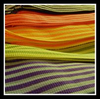 Rave Accessories- Scarves by querulousArtisan