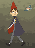 over the garden wall by ahtnamaseed