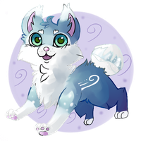 Snowglobe Adoptable (open) by H-o-s-h-i-k-o