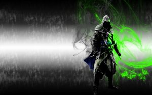 Assasin's Creed Wallpaper by KaiserBREE