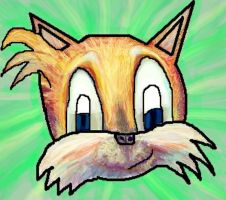 Tails by TailsDawg by porkcow