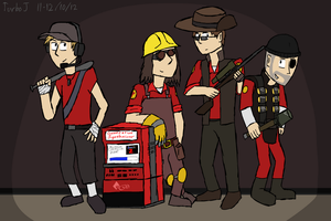 Meet The VGM Team by TurboJUK
