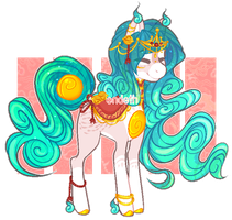 Solutai Pony Adopt {Auction - Closed} by S-Adopts
