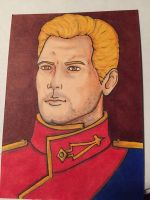 Commander Cullen Rutherford ATC by RiHouston