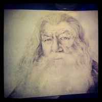 Gandalf by magicelfmaster