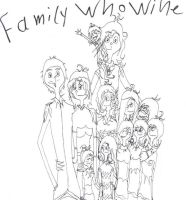 Family WhoWine by Herure