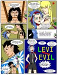 You Can't Spell Evil, Page 3 by Kurisu313