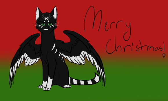 Merry-Christmas!! by SilverShadow17464