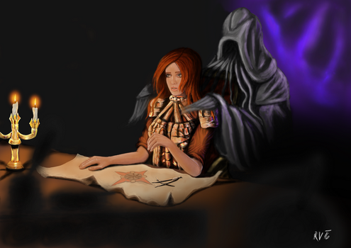 Zana with Shaper - Path of Exile by Eandril