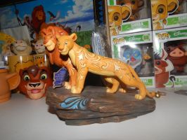 Lion King Disney Traditions Love at Pride Rock by LittleRolox3