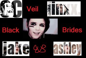 BVB Collage by LadyAnime13
