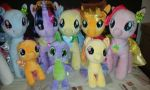 Pony Collection (18/09/2014) Right Side by angelicoreXX