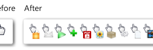 Cursors for Stylish -firefox- by Leif-Oo