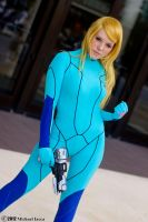 Samus Aran 14 by Insane-Pencil