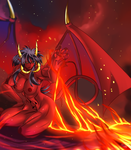 Hellangel's fiery Passion - Seonidas by Sephzero