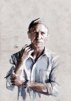 Daniel Craig - James Bond by neo-innov